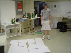 X-Board Bottled Water Display #4
