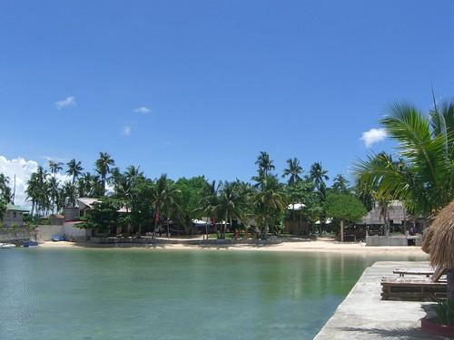 das cebu marine beach resort mactan island philippines travel photo