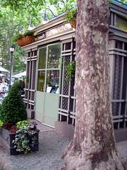 Bryant Park Cafe!