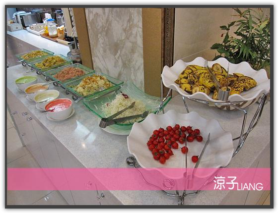 韓國飯店 水原 AMOUR早餐03