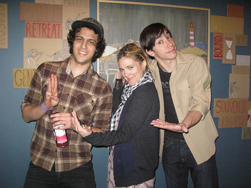 photo of Know Hope, Drew Barrymore and Justin Long