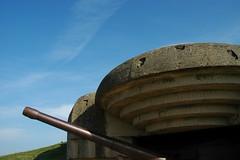 65th anniversary D-Day - Marine Ksten Batterie Longues-sur-Mer (Dirk Bruin) Tags: dday 65anniversary harleydavidson wlc wla ca