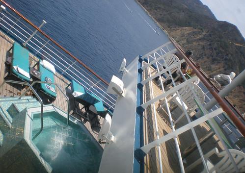 Carnival Elation - Serenity Hot Tub and Catalina