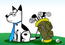 DogPile Fathers Day Logo
