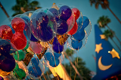 Daily Disney - Hollywood Studios Balloons at D...