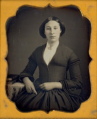 Streaming LIght (Mirror Image Gallery) Tags: lady victorian daguerreotype