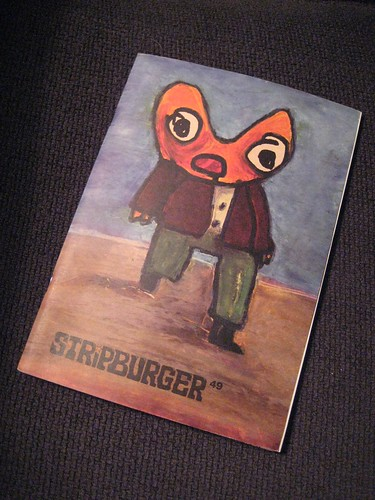 Stripburger #49