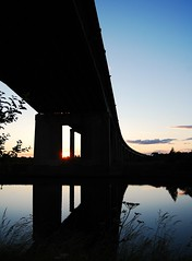 barton bridge trafford manchester (plot19) Tags: sky water manchester nikon trafford salford brigde eccles urmston flixton irlam june09 davyhulme colorphotoaward manchestershipcanel plot19 bartonbrigde
