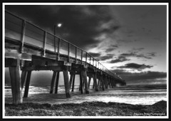 semaphore jetty (Damien Dray) Tags: cloud jetty dramatic hdr semaphore colorsofthesoul