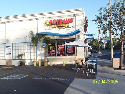 Archibalds - Long Beach California