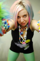 PLUR (bunni[gasm]) Tags: bear cute love girl beautiful smile hair happy cow 3d big cool rainbow colorful pretty gun peace hand candy heart respect teddy legs head awesome unity leg goth happiness cutie blah rave hippie warmers raver cheesy kandi plur fuzzys