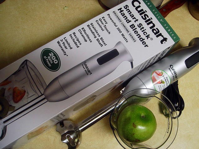 Cuisinart SmartStick Hand Held Blender Review