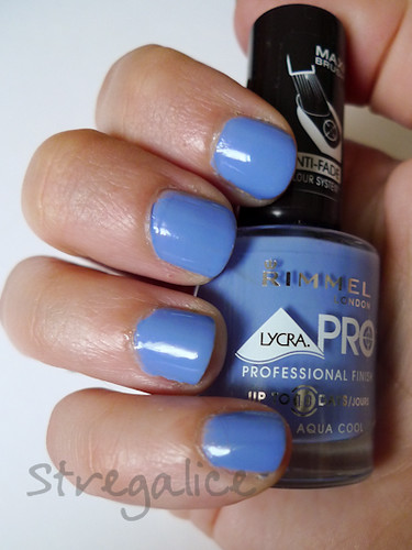 Rimmel 420 Aqua Cool by stregalice