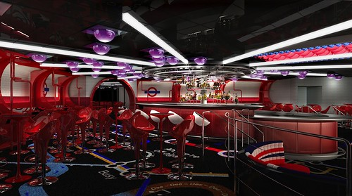 Disney's Tube Lounge