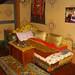 Khyentse Rinpoche's bedroom