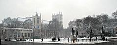 Westminster abbey (brian.mickey) Tags: snow london snowylondon