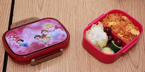 Valentine's Day lunch #9 at preschool