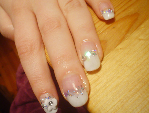 nail Simple Flower Nail Art Designs nail art designs gallery