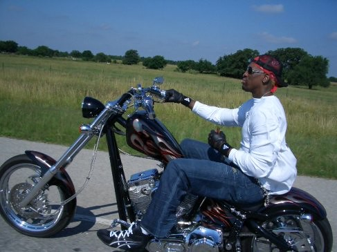 Celebrity Apprentice star Dennis Rodman on Chopper