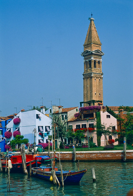 Church of San Martino Campanile
