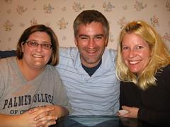 Jeni, Roger and Betsey