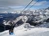 Garmisch: Panorama Osterfelderkopf (Topher_MUC) Tags: schnee snow mountains bayern bavaria berge cablecar aussicht wintersport garmisch gebirge seilbahn gondelbahn pendelbahn top20bavaria top20bavaria20 hochalmbahn tragseile