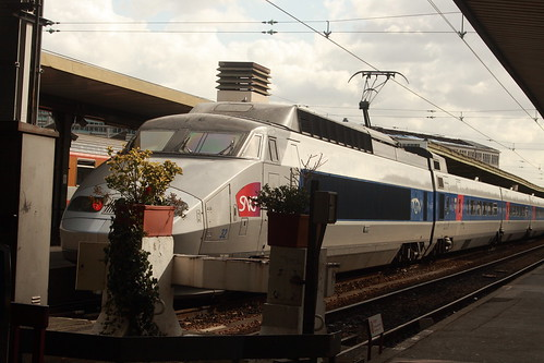 TGV PSE at Gare de Lyon par Matthew Black
