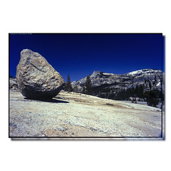 Yosemite NP | Kodachrome (Adrian World) Tags: california vacation usa film nature beautiful beauty america 35mm wonderful landscape nationalpark nikon minolta slide places boulder oldschool filter yosemite leisure yosemitenationalpark kodachrome dynax 135 polarizer coolscan oldskool maxxum circularpolarizer glacial minoltamaxxum colorslide olmsteadpoint erratic beautifulplaces olmstedpoint coolscan5000 nikoncoolscan5000 minoltadynax wonderfullandscape