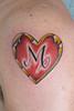 M no Coração M in the