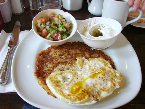 Miriam Brunch Potato Pancake