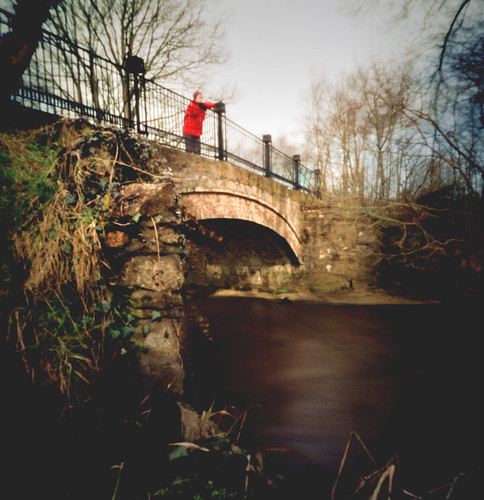 Lugton Water Eglinton park 20Mar09