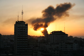 Gaza Burns
