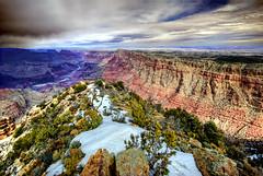 Grand Canyon - South Rim (mojo2u) Tags: arizona southwest nationalpark grandcanyon canyon coloradoriver hdr southrim grandcanyonnationalpark sigma1020mm photomatrix nikond80 vosplusbellesphotos
