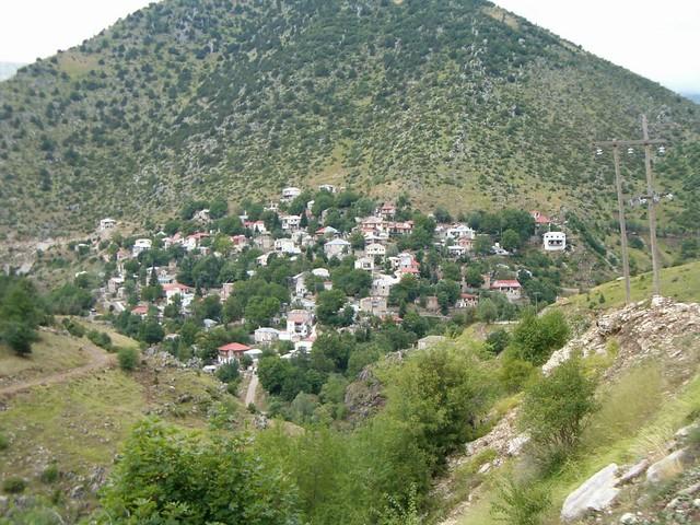 Θεσσαλία - Τρίκαλα - Κοινότητα Ασπροποτάμου Χαλίκι Ασπροποτάμου