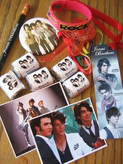 Jonas Brothers Party Favors (Kid's Birthday Parties) Tags: birthday party custom jonas favors personalized wrappers candywrappers partyfavors nickjonas favorbags kevinjonas joejonas jonsbrothers personalizedfavors customfavors jonasbrothersbirthday jonasbrothersparty wrapperfavors