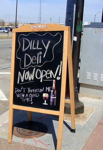Dilly Deli, 2nd and Elgin