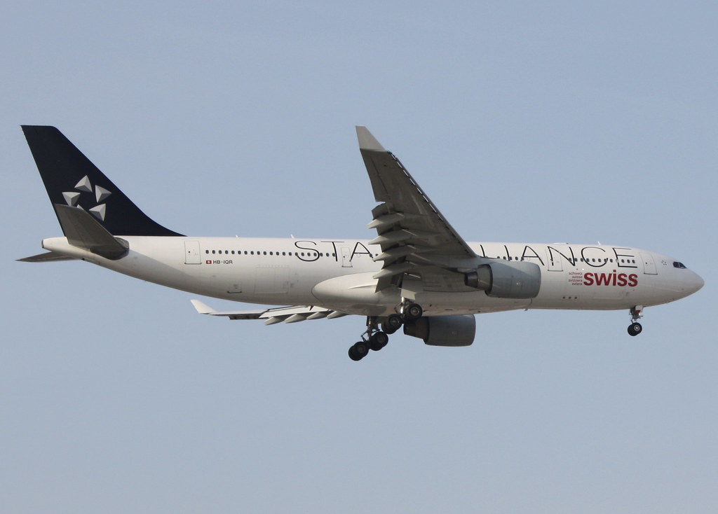 SWISS International Airlines/Star Alliance A330-200