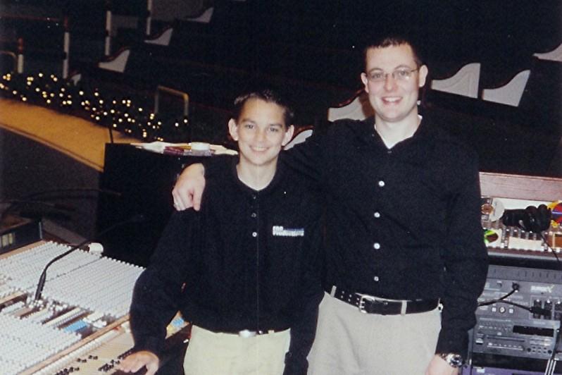 Phillip and Cam