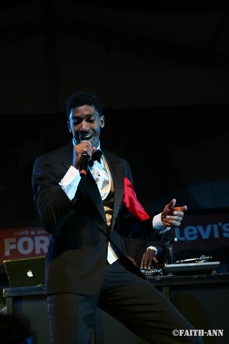Fonzworth Bentley @ Fader Fort