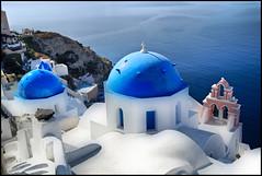 Paint My Love (Souvik_Prometure) Tags: island greek santorini greece oia orton firostefani greekisland flickrsbest goldenheartaward gha6 souvikbhattacharya