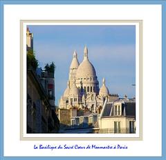 15176 - Basilique Montmartre Paris France   C-0962