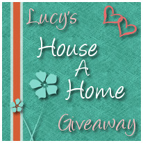 Lucy's House a Home Giveaway