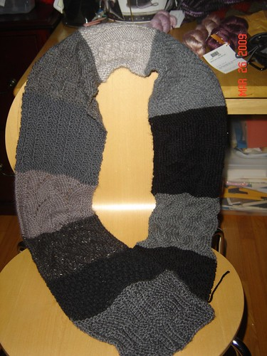 Finished SO Scarf Group 25