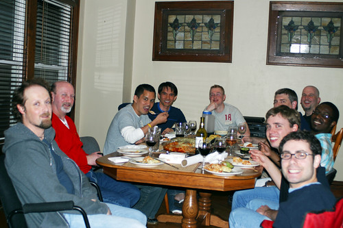 Dinner April 4th, 2009