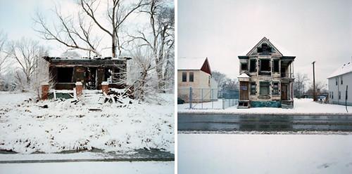 abandoned house: photographs