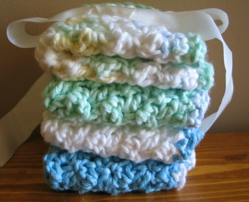 Oh So Soft Baby Washcloths