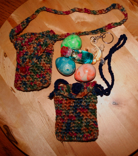 Medicine Bag by Molly Nevaraz in Florida