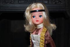 Night Spot close up (Blackberry Pie Designs) Tags: vintage doll fashions sindy