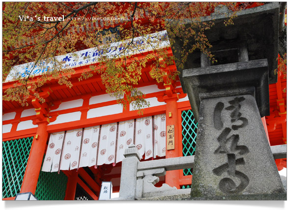 【京都春櫻旅】京都旅遊景點必訪~京都清水寺之美京都清水寺