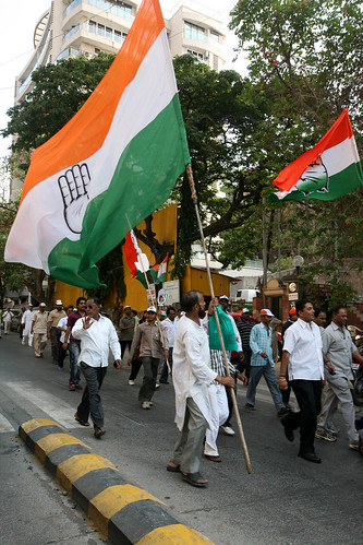 India votes for the incumbent Congress-led United Progressive Alliance (UPA)